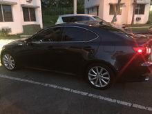 Lexus is 250 2009 PR