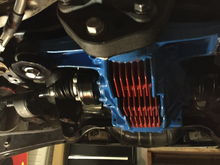 Upgrade with Supra TT 3.77 GR LSD differential