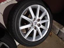 stock tires