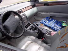 Garage - The Lexus/ The SC