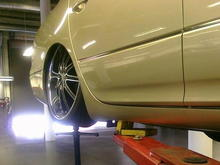 Garage - another lexus ls430?