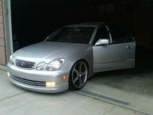 Garage - Silver Fox