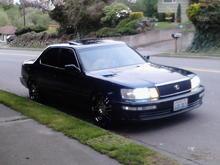 Garage - bossin ls400