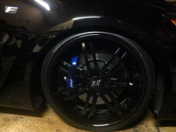 AZA Forged 3 Piece 20's