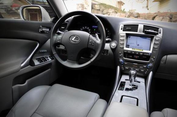 Hand made interior trim