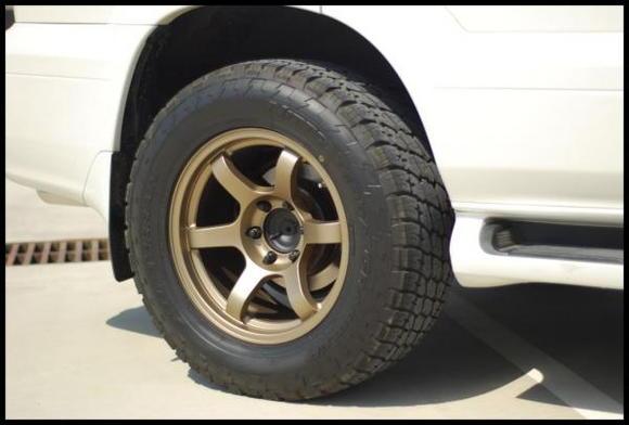 285/60/18 Nitto Terra Grappler tires.