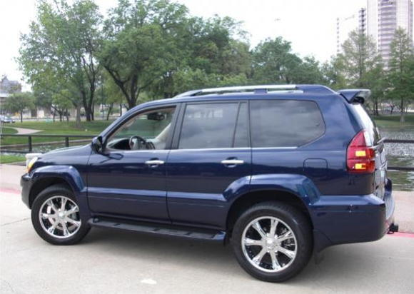2009 GX 470