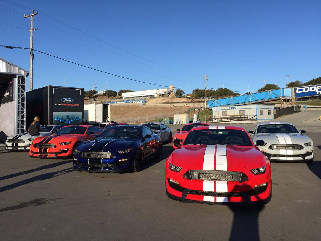 Porsche macan forum view single post first drive reviews of the new shelby gt350 mustang