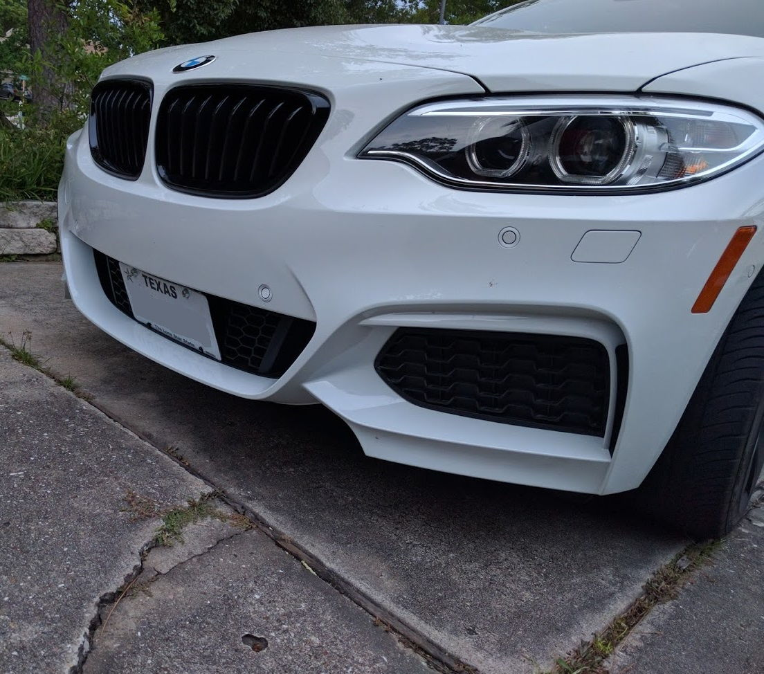 Front license plate mount - Bimmerfest - BMW Forums