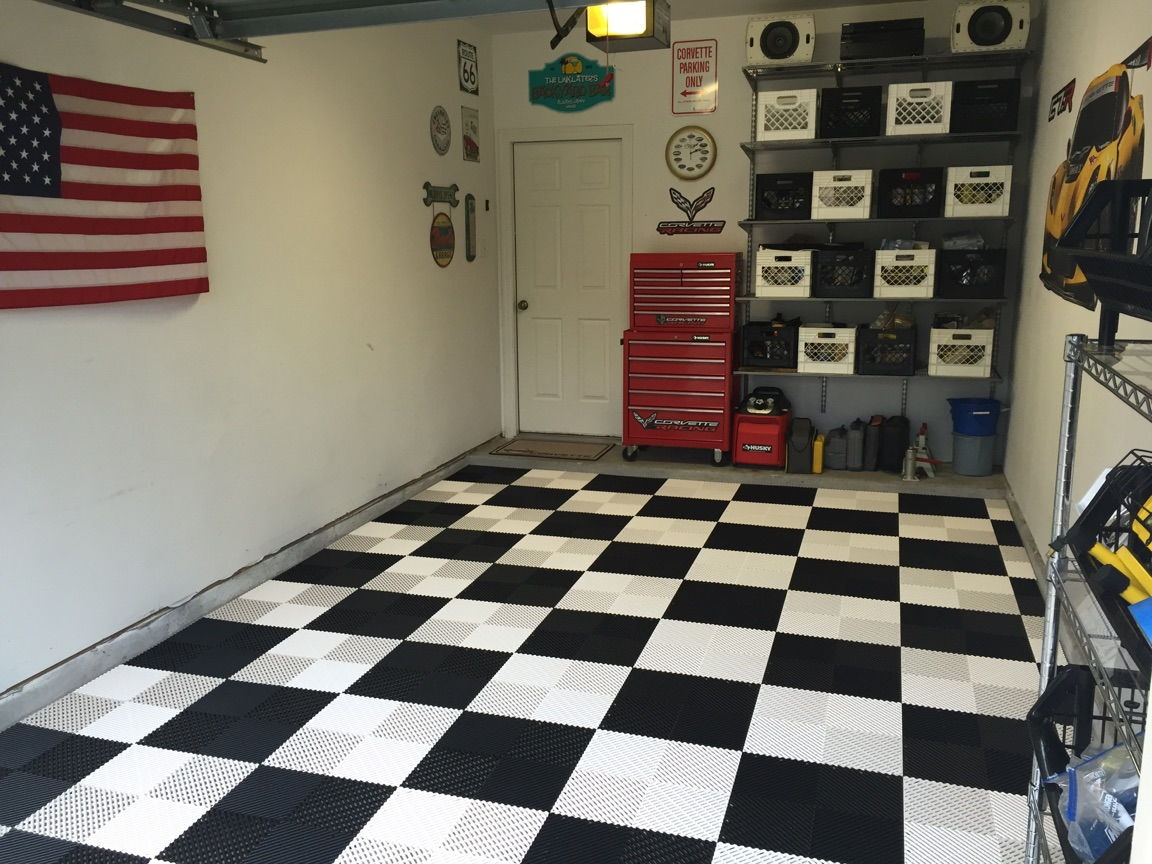 Racedeck Tiles Best Prices Corvetteforum Chevrolet