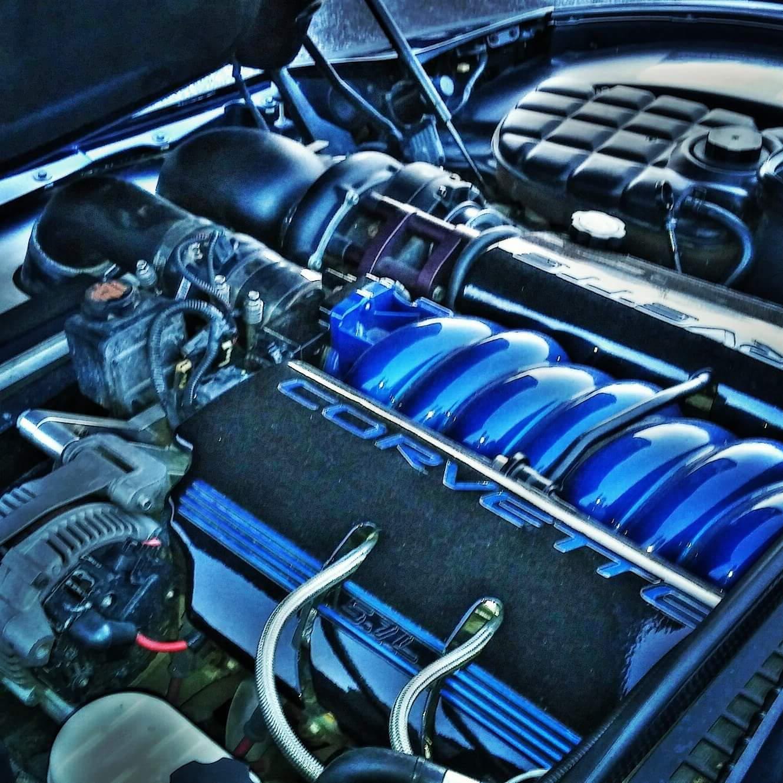 6.0 V3 Ysi Blower 98 Corvette Priced To Sell