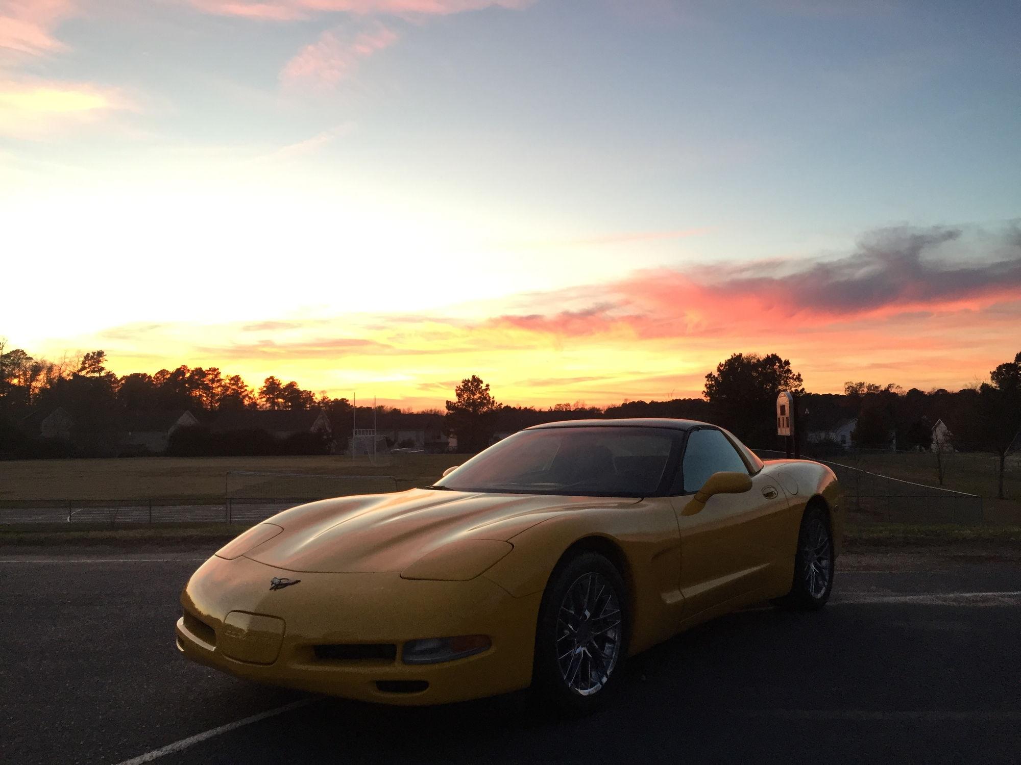 c5 fs 2001 millenium yellow c5 corvette built corvette international. Black Bedroom Furniture Sets. Home Design Ideas