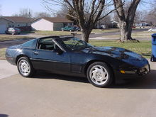 My Corvettes