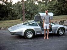 Mark's Corvette History