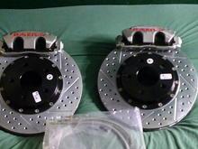 Front Baer C5 conversion kit for C4's
