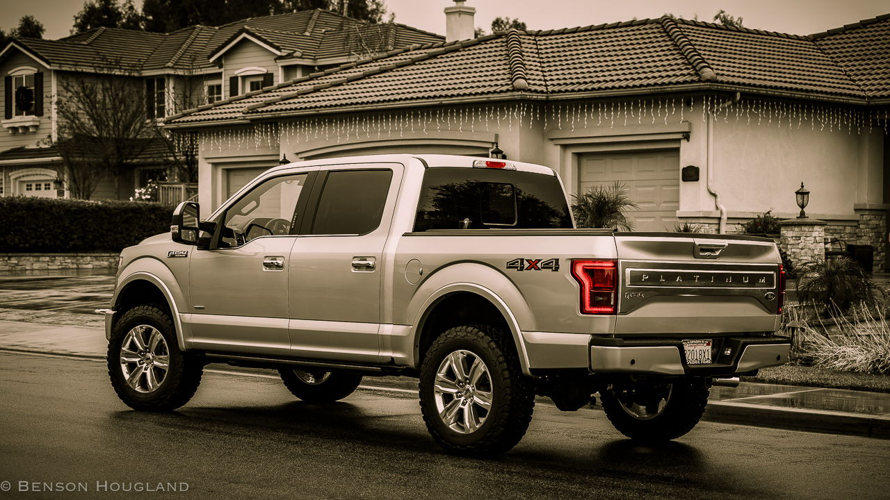 My 2015 Lifted Platinum Page 90 Ford F150 Forum