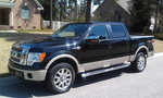 2010 F150 King Ranch - Before Pics