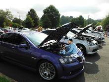 2008 G8 GT Stealth Blue