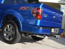 New Borla Catback Exhaust System