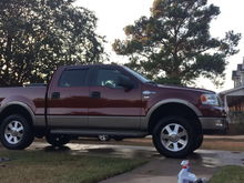 2005 King Ranch F-150
