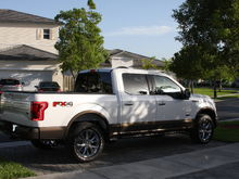 My 2016 KIng Ranch