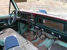 old interior