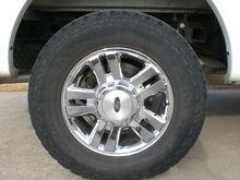 factory 18 in wheels