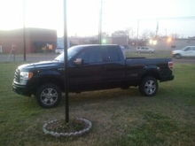 leveling kit and tires