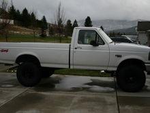 1994 F150 4X4 XL Longbed