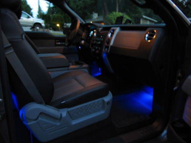 2015 Led Interior Lights Ford F150 Forum Community Of