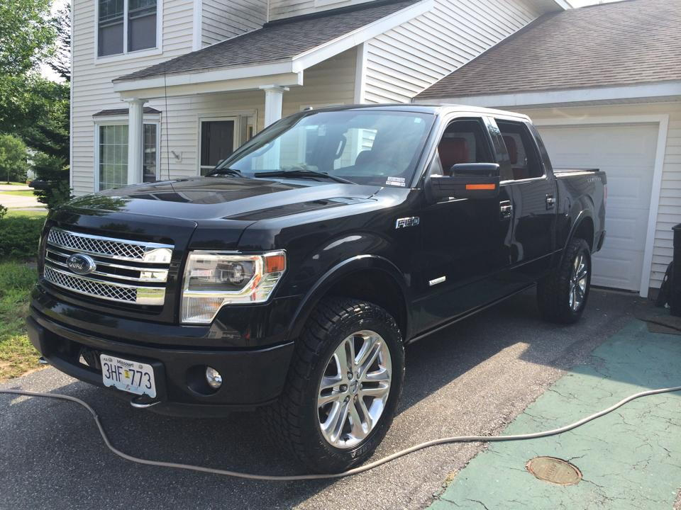 2013 fx4 appearance tow mirrors autos post
