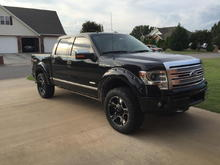 Garage - F-150 Platinum