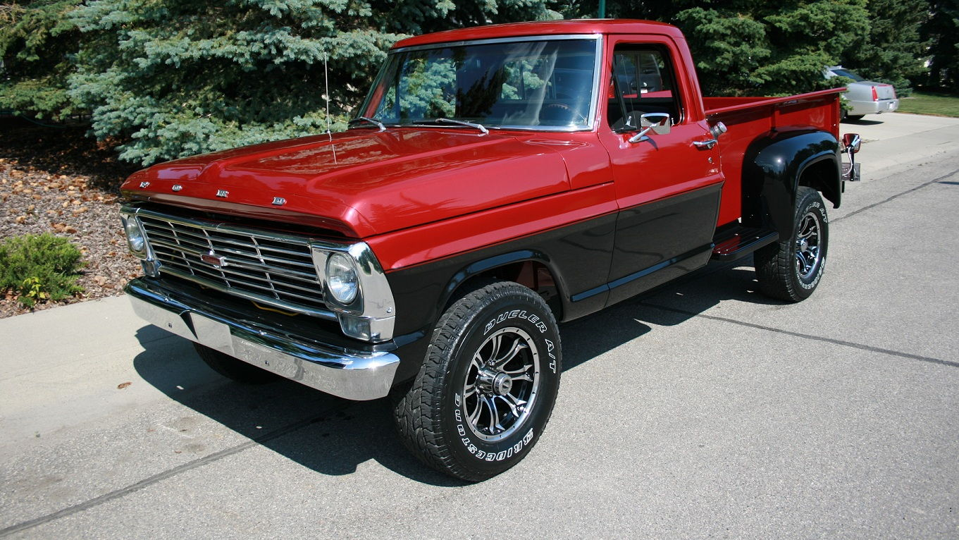 Houston Toyota Dealership LETS SEE YOUR 67 TO 72 PICK UP - Page 2 - Ford Truck Enthusiasts ...