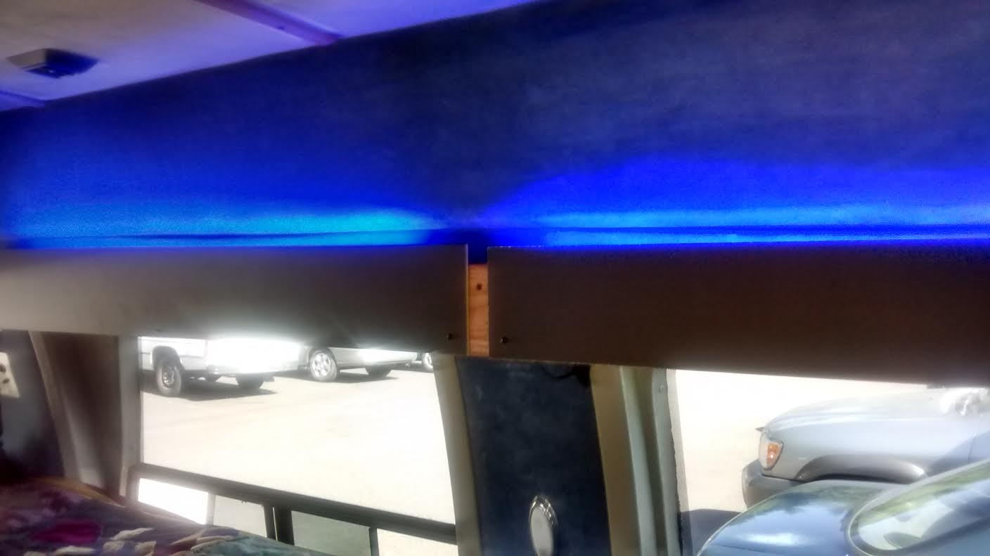 Pics Of My Interior Lighting Ford Truck Enthusiasts Forums