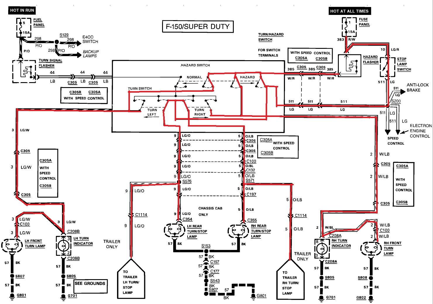 electrical gremlins  1990 c350  f350