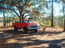 Garage - BOT (Big Orange Truck)