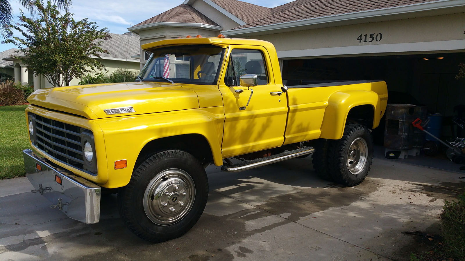 Ford F350 Dump Truck For Sale 1967 Custom Ford F600 - Ford Truck Enthusiasts Forums