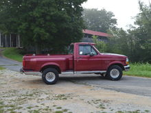 1992 F-150 Style side