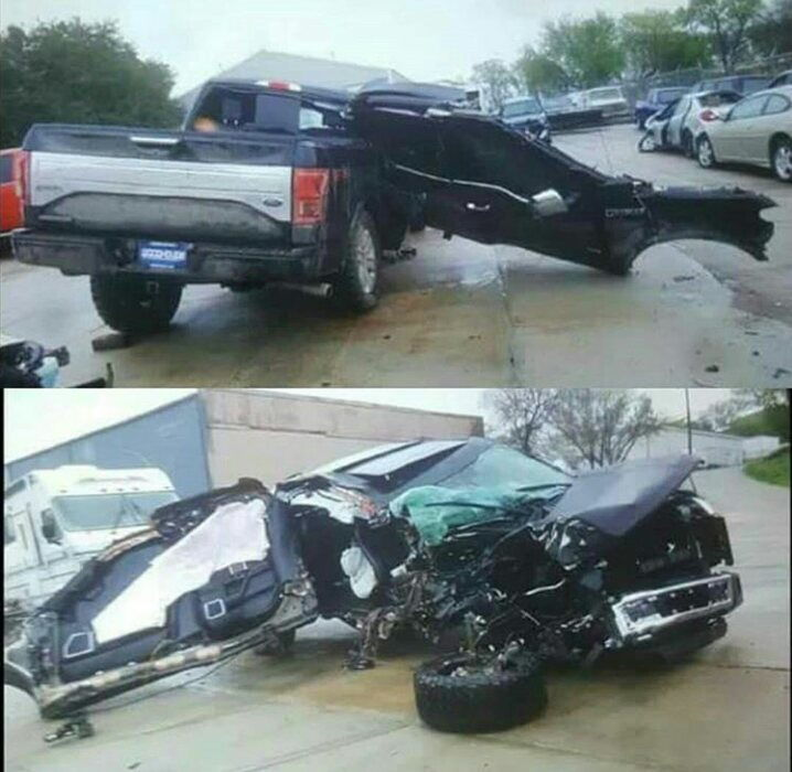 Thoughts on f150 crash - Ford Truck Enthusiasts Forums