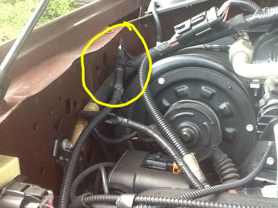 2005 Ford F250 will not turn over ... ??? - Ford Truck ...