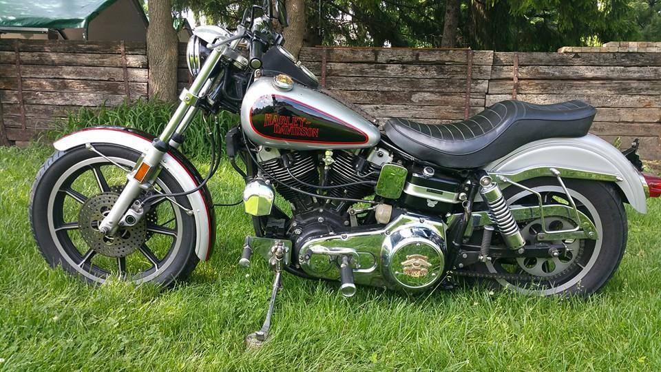 Harley Davidson Fxs For Sale