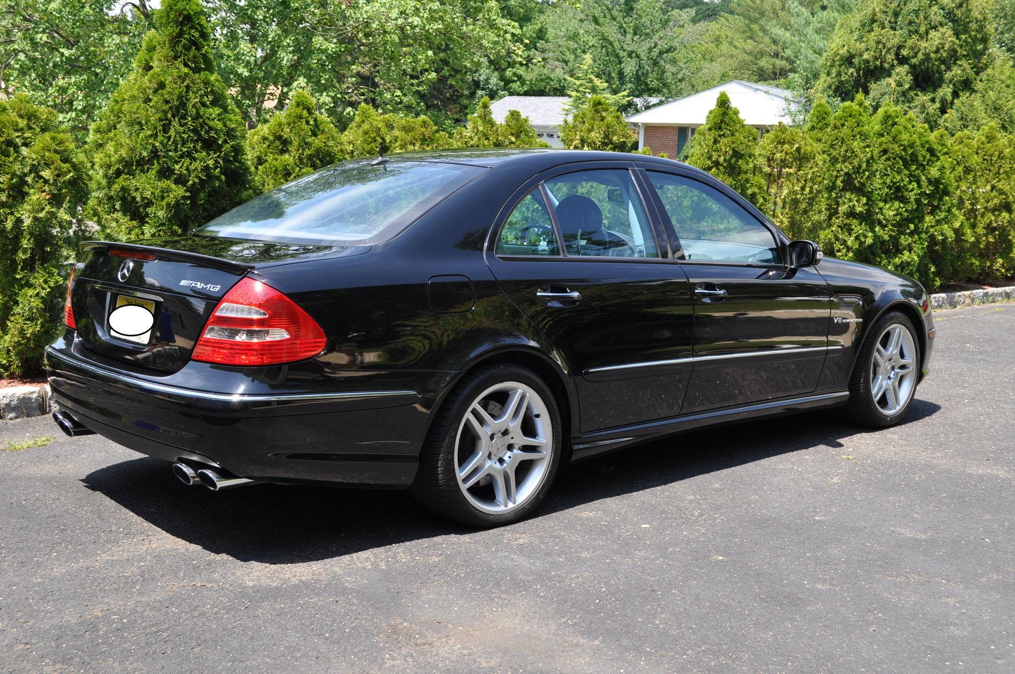 2005 e55 amg for Mercedes benz prestige paramus nj