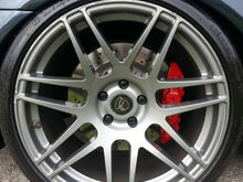 """19"""" Forgestar For concave"""