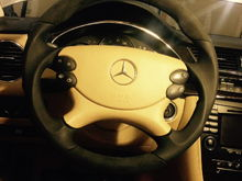 Steering Wheel Mod