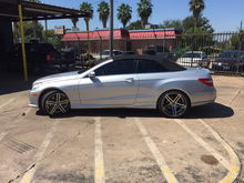E550 with 20's