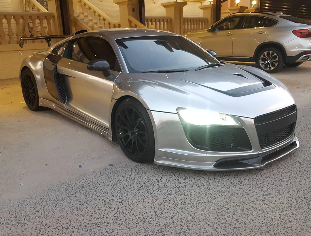Audi R8 V10 Ppi Gtr Razor Teamspeed Com