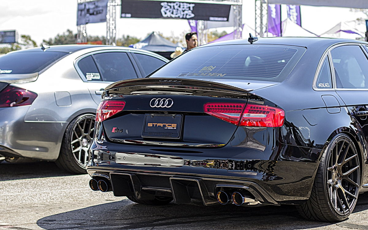 Hd Pictures Of Audi S4 B8 5 With Armytrix F1 Ver