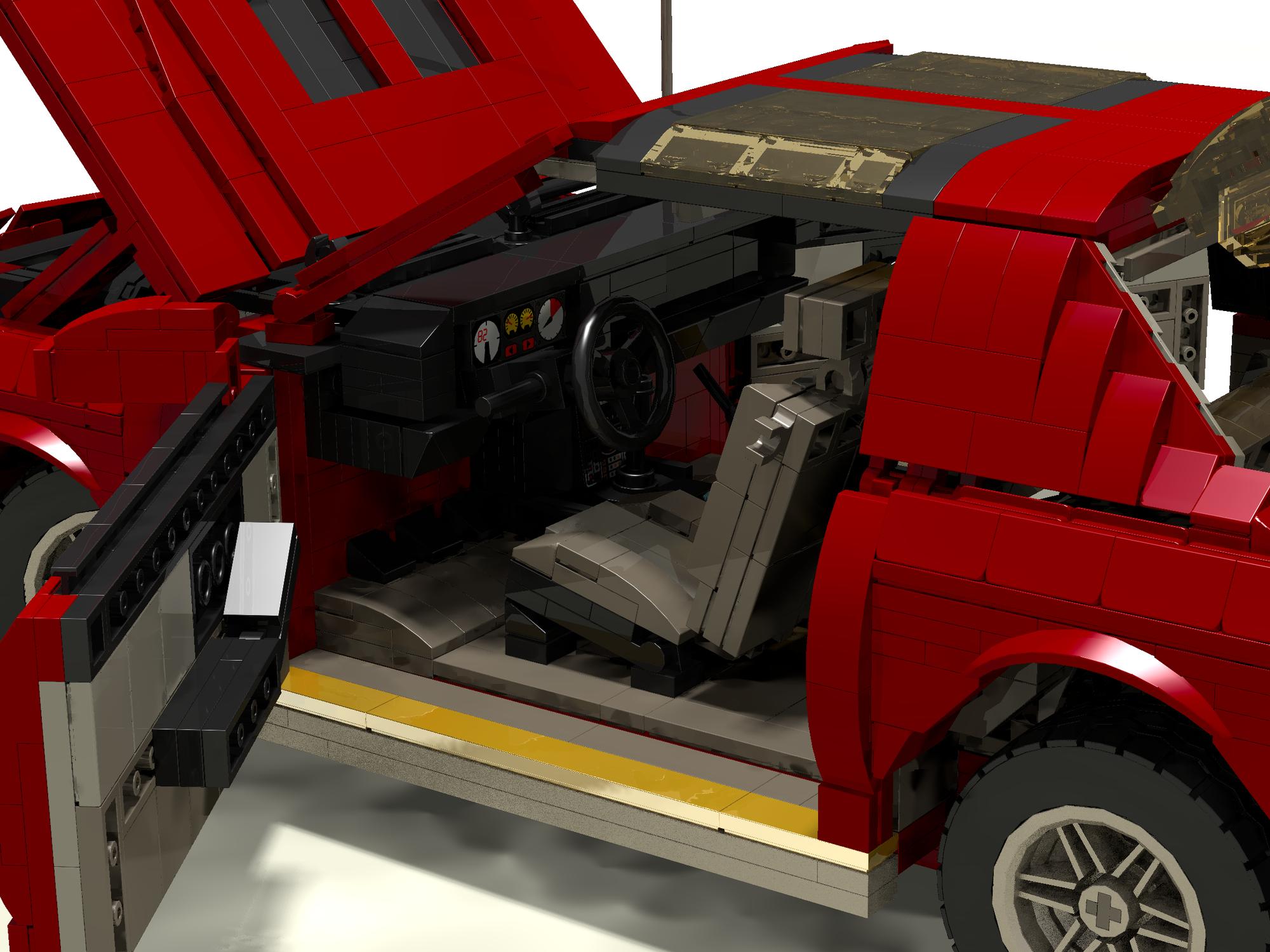 3rd Gen F Body Interiors Autos Weblog