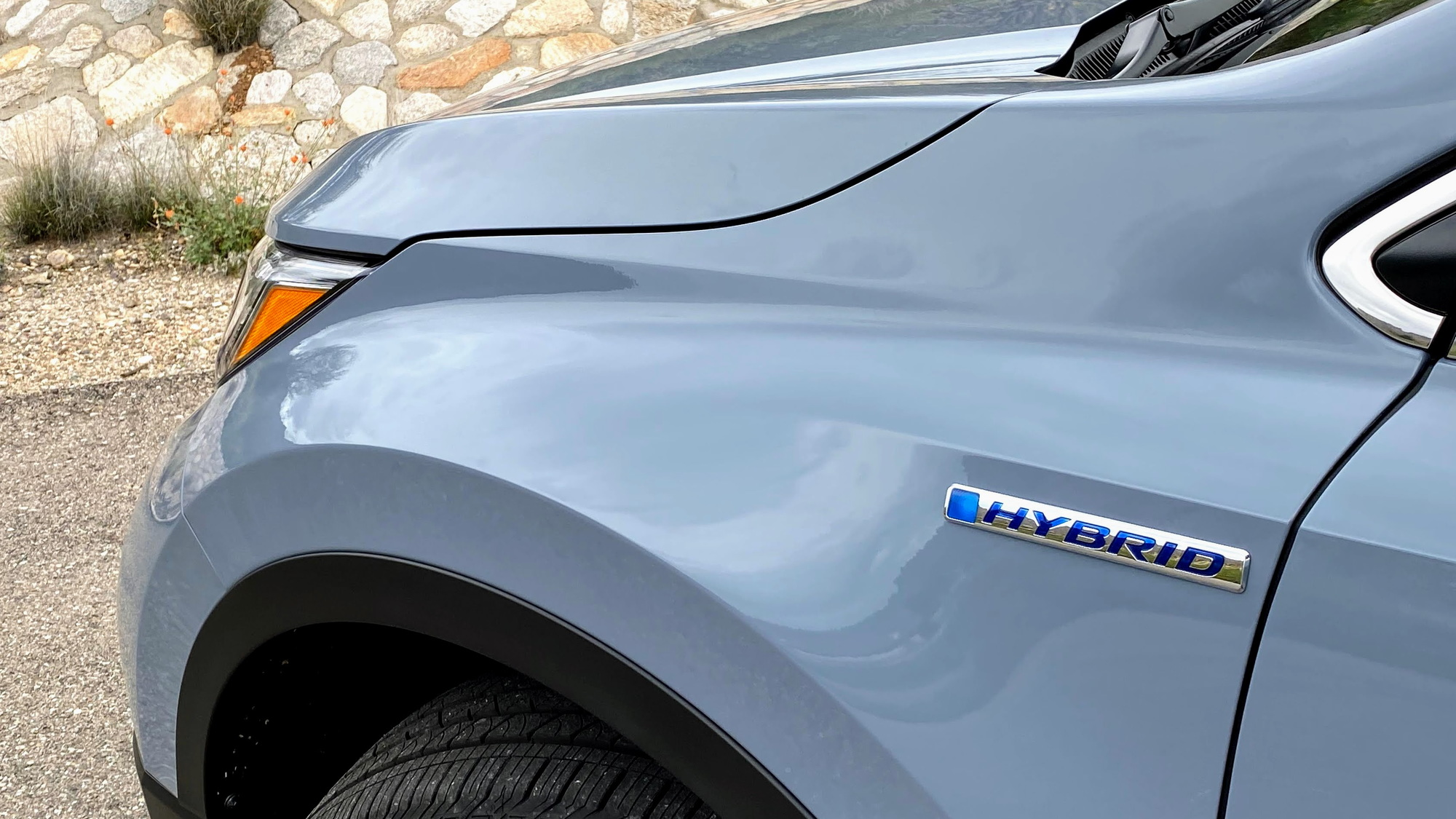 2020 本田 CR-V Hybrid  -  First Drive, March 2020