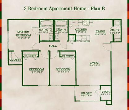 Cedar Forest Apartments Tampa Fl